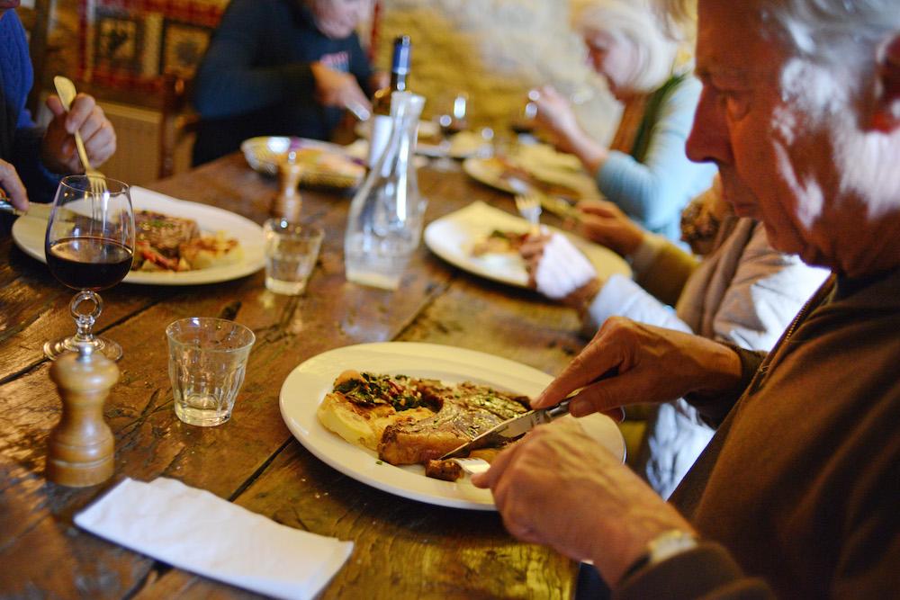 Restaurant | Les Gonies